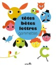 Tetes betes lettres